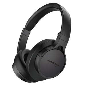 Avantree BTHS-063-BLK-B - Lightweight Foldable Wireless Stereo Headphones
