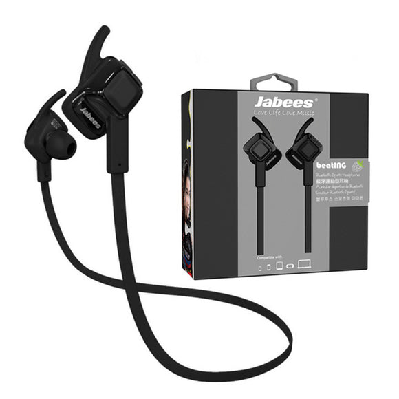Jabees BeatING  - Sweat-proof Bluetooth Sport Earphone