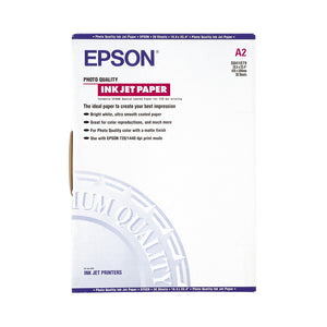 EPSON Photo Quality Inkjet Paper - A2 (30)
