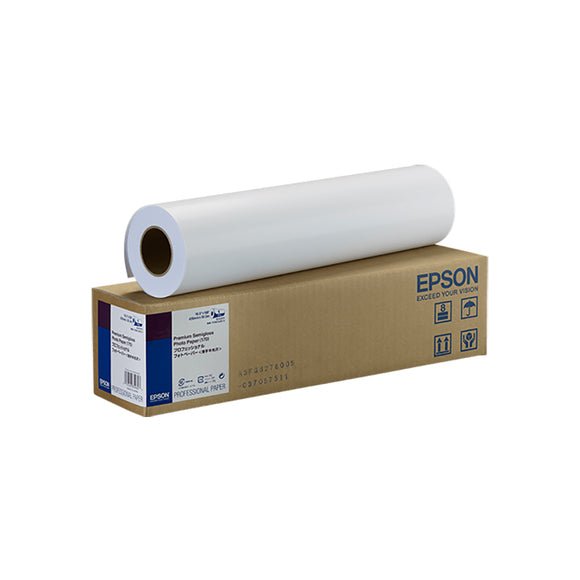 EPSON Premium Glossy Photo Paper 170 gsm (Rolls) (16.5 Inches x 30.5 Meters)