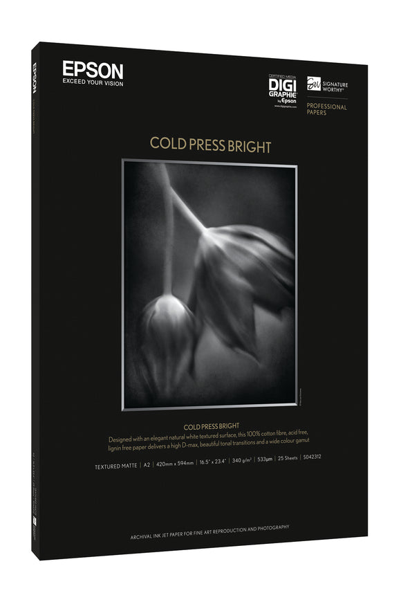 EPSON Cold Press Bright 17