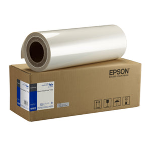 EPSON Clear Proof Thin Film Roll 24 Inches x 30.5 Meters