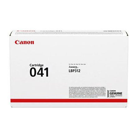 Canon CART 041 \ CART 041H Original Laser Toner Cartridge