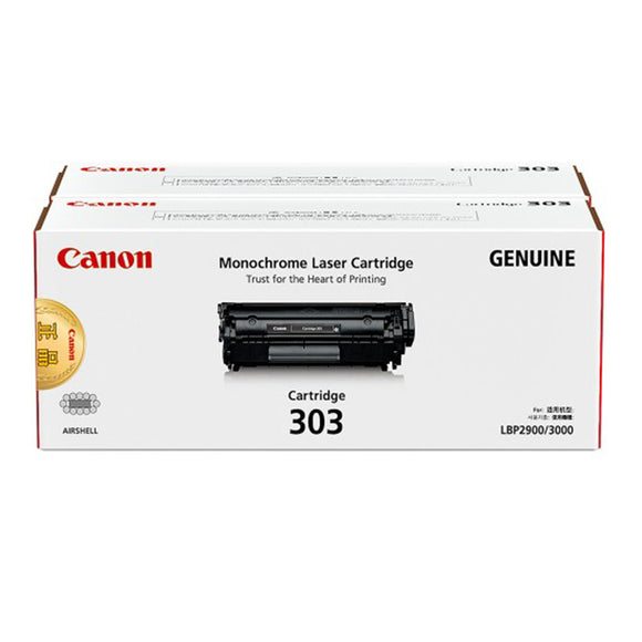 Canon CART 303 Original Laser Toner Cartridge