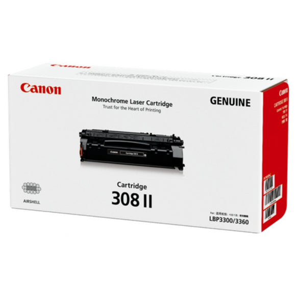 Canon CART 308 II Original Laser Toner Cartridge