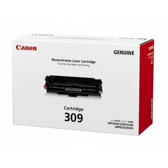 Canon CART 309 Original Laser Toner Cartridge