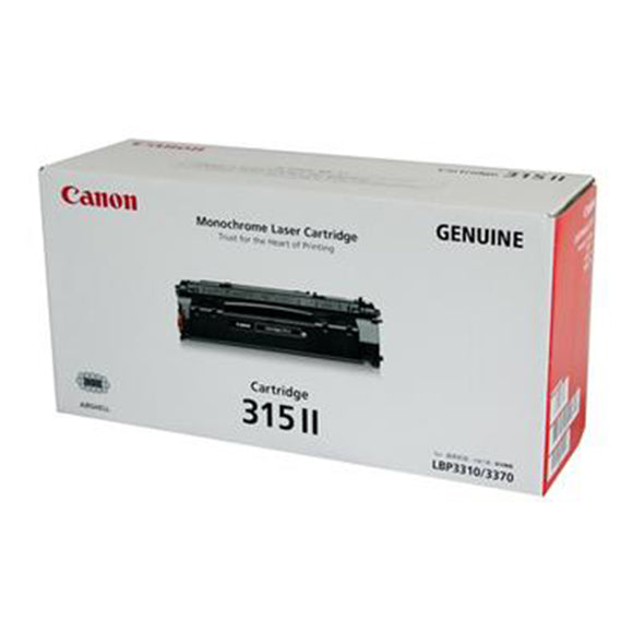 Canon CART 315 II Original Laser Toner Cartridge