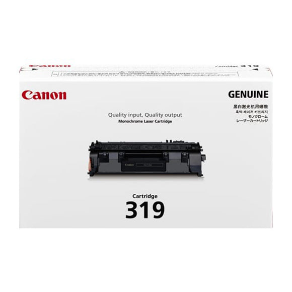 Canon CART 319 Original Laser Toner Cartridge