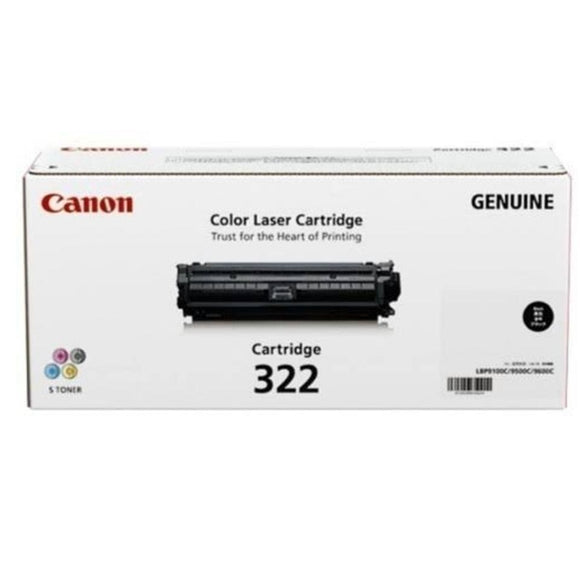 Canon CART 322 Original Laser Toner Cartridge