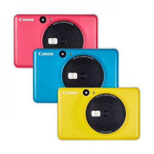 Canon iNSPiC [C] CV-123A 2-in-1 Instant Camera Mini Photo Printer