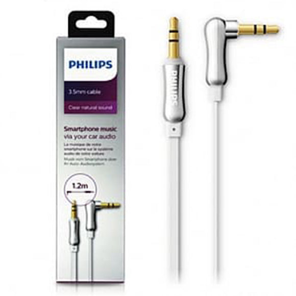 Philips DLC2402 AUXILIARY AUDIO CABLES