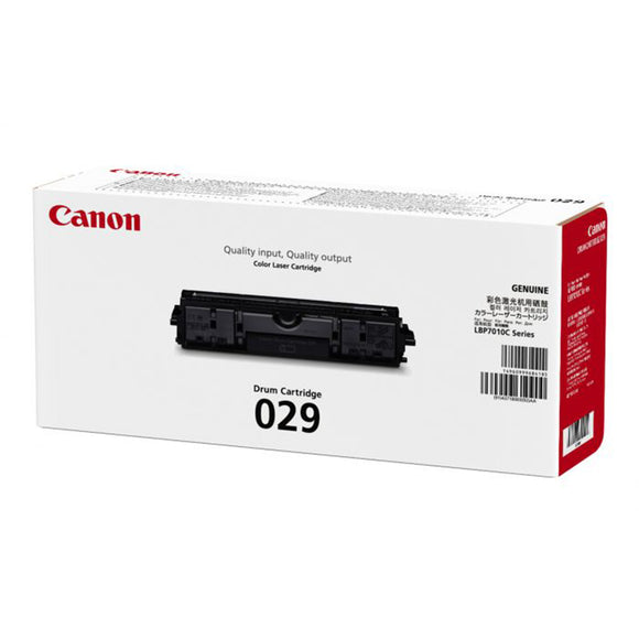 Canon 029 DRUM CARTRIDGE Original Laser Toner Cartridge
