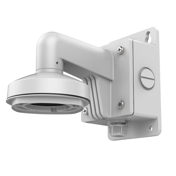 Hikvision Dome Brackets and junction box - Wall mount DS-1272ZJ-120B