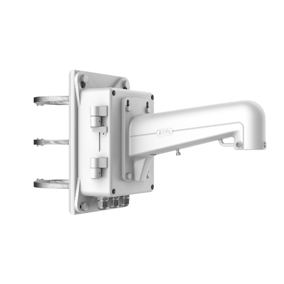 Hikvision outdoor PTZ / PanoVu Brackets - Vertical Pole Mount DS-1602ZJ-box-pole