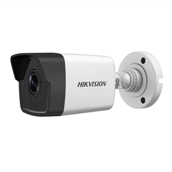 Hikvision EasyIP Value Series (H.265+) 2 MP Built-in Mic Fixed Bullet Network Camera DS-2CD1023G0-IU