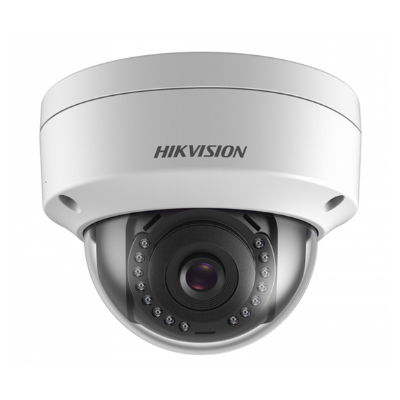 Hikvision EasyIP Value Series (H.265+) 2 MP Fixed Dome Network Camera DS-2CD1123G0E-I