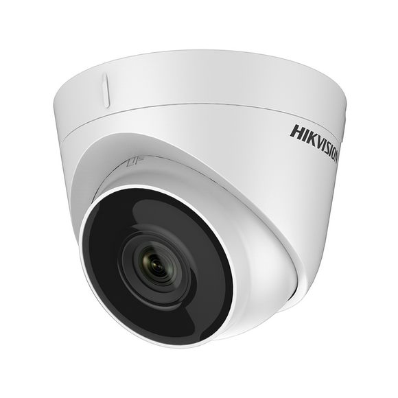 Hikvision EasyIP Value Series (H.265+) 2 MP Build-in Mic Fixed Turret Network Camera DS-2CD1323G0-IU