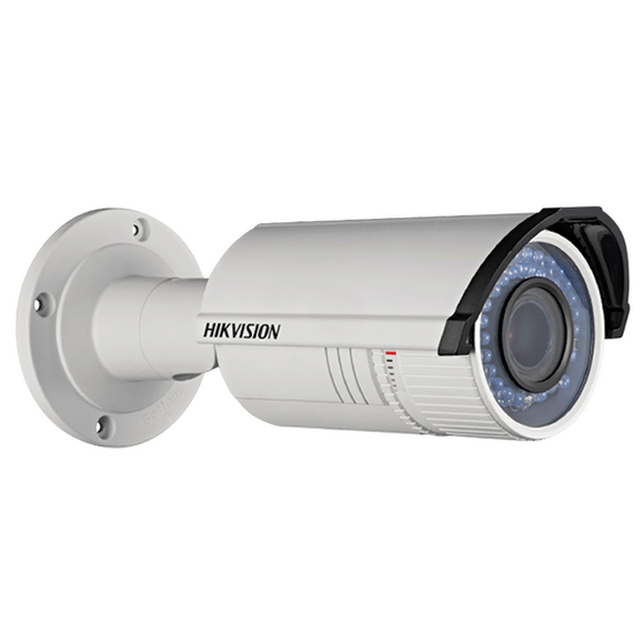 Hikvision EasyIP 2.0 Series (H.264+) 4MP WDR Vari-focal Bullet Network Camera DS-2CD2642FWD-IZ