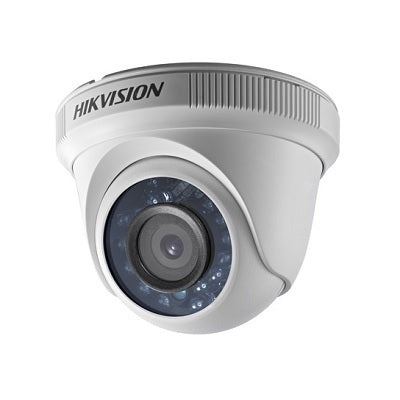 Hikvision Eco Series Camera 4-in-1 (TVI / AHD / CVI / CVBS) 2MP (DS-2CE56D0T-IRPF / DS-2CE56D0T-IRF )