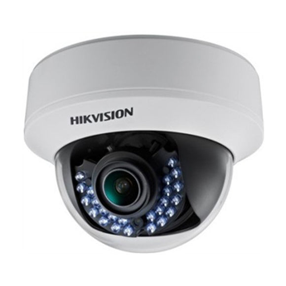 Hikvision Eco Series Varifocal Camera 4-in-1 (TVI / AHD / CVI / CVBS) 2MP (DS-2CE56D0T-VFIRF)