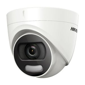 Hikvision ColorVU Cameras (24-hour color video) DFT = 2MP; HFT = 5MP (DS-2CE72HFT-F28 2.8MM)