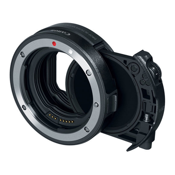 Canon Drop-in Filter Mount Adapter V-ND Kit