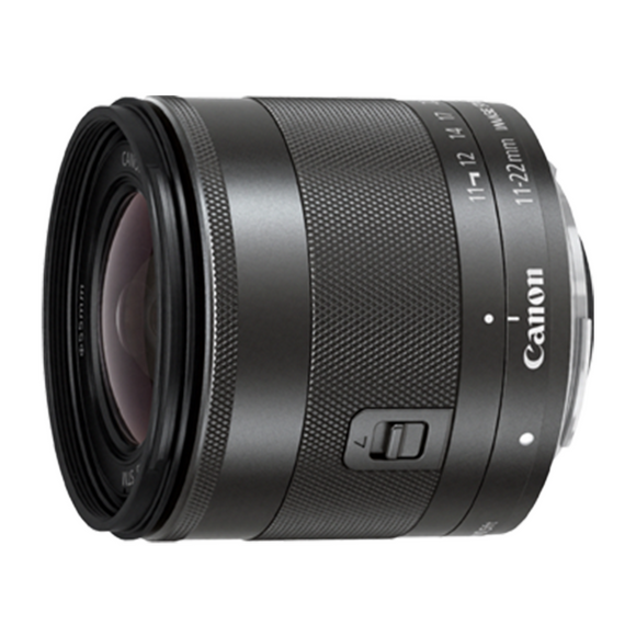 Canon EF-M11-22mm f/4-5.6 IS STM Lens