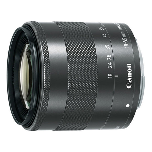Canon EF-M18-55mm f/3.5-5.6 IS STM Lens