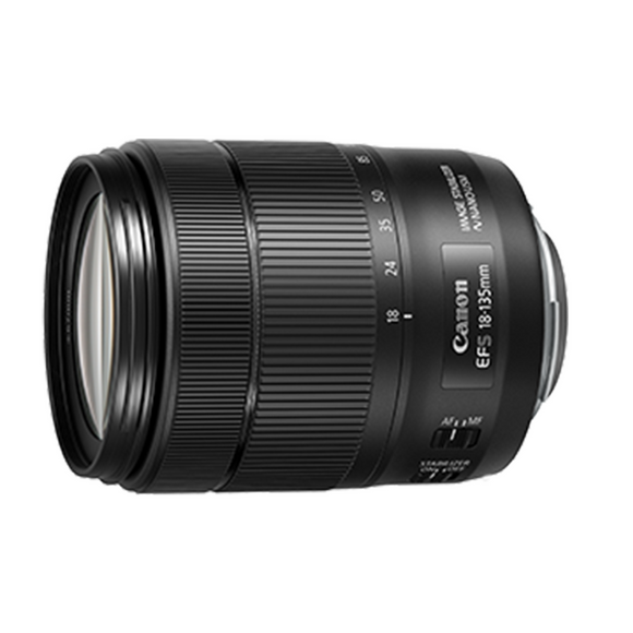 Canon EF-S18-135mm f/3.5-5.6 IS STM Lens
