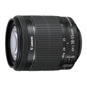 Canon EF-S18-55mm f/3.5-5.6 IS II Lens
