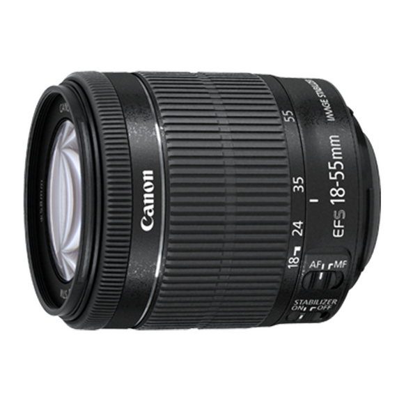 Canon EF-S18-55mm f/3.5-5.6 IS STM Lens