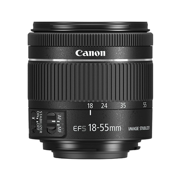 Canon EF-S18-55mm f/4-5.6 IS STM Lens