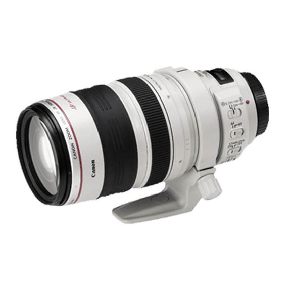 Canon EF28-300mm f/3.5-5.6L IS USM Lens