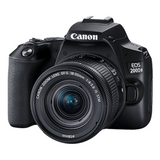 Canon EOS 200D II (W) 18-55 IS STM DSLR  Camera