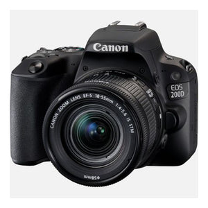 Canon EOS 200D (W) 18-55 IS STM DSLR Camera