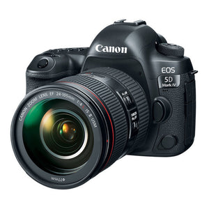 Canon EOS 5D IV (WG) w/24-105 L IS II DSLR Camera