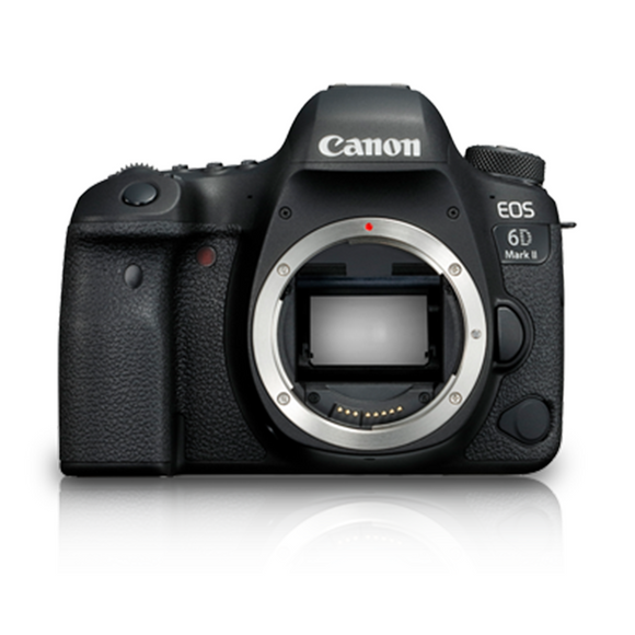 Canon EOS 6D MII Body DSLR Camera