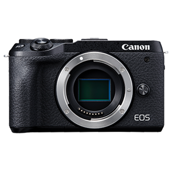 Canon EOS M6 Mark II Body Mirrorless Camera