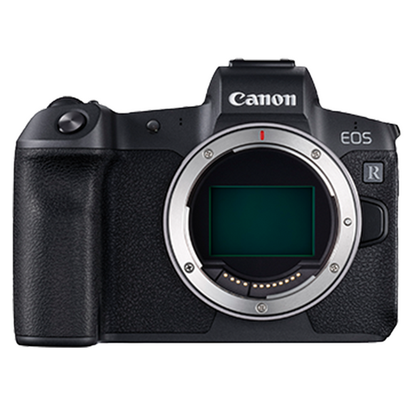 Canon EOS R Body Mirrorless Camera