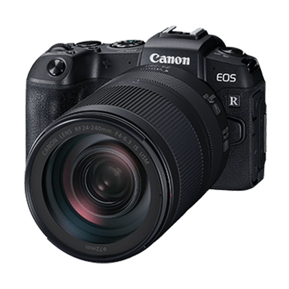 Canon EOS RP 24-240mm Mirrorless Camera