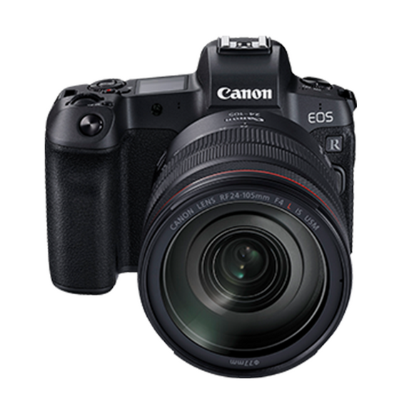 Canon EOS R RF24-105mm USM Mirrorless Camera