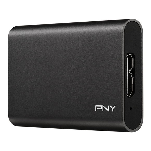 PNY Elite Portable SSD (CS1050) – up to 430MB/s