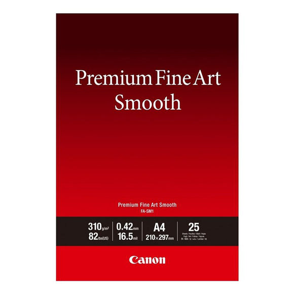 Canon Premium Fine Art Smooth