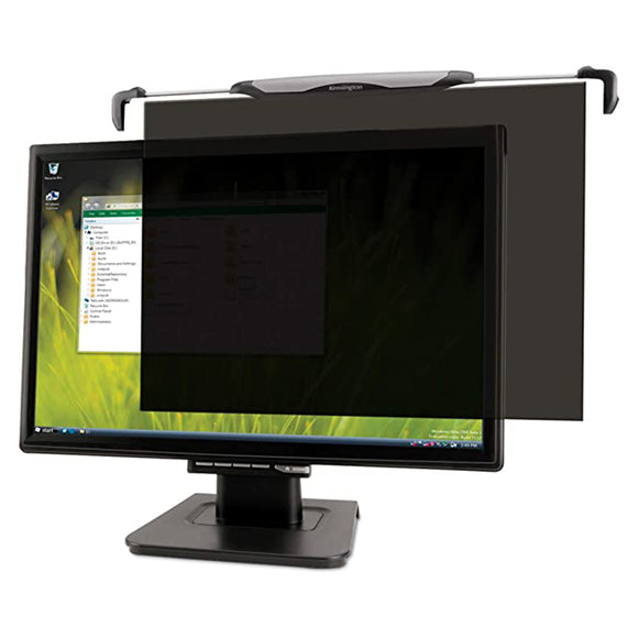 "Kensington FS220 Snap2™ Privacy Screen for 20""- 22"" Widescreen Monitors (16:9 / 16:10)"