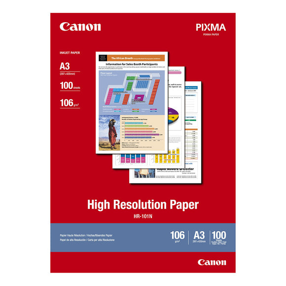Canon High- Resolution Paper