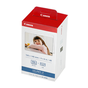 Canon KP-108IN Mobile Printer Paper