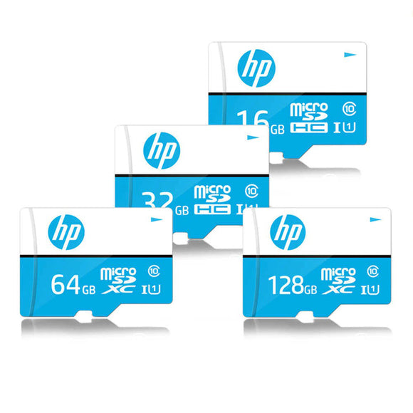HP U1 High Speed micro SD Card - up to 100MB/s