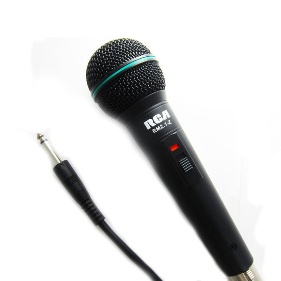 RCA RM 2.1-Z PROFESSIONAL DYNAMIC MICROPHONES