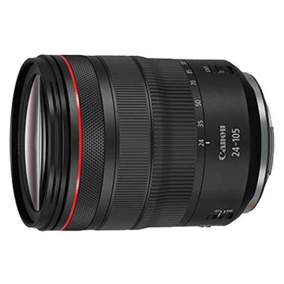 Canon RF24-105mm f/4L IS USM Lens