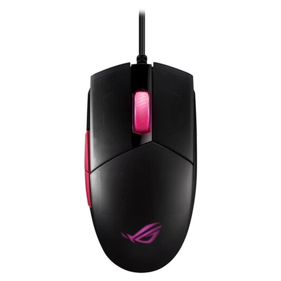 ASUS Republic of Gamers Strix Impact II Electro Punk Gaming Mouse (Electro Punk)